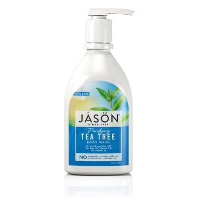 Body Washes & Gels: JĀSÖN Purifying Body Wash