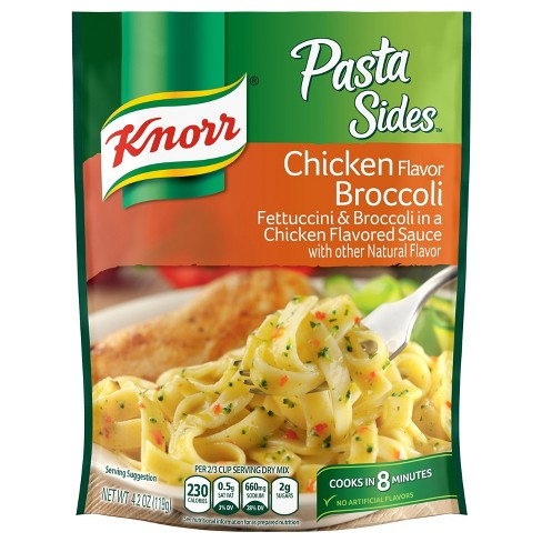 Knorr® Pasta Sides Pasta Sides Dish Chicken Broccoli - 4.2oz - image 1 of 3