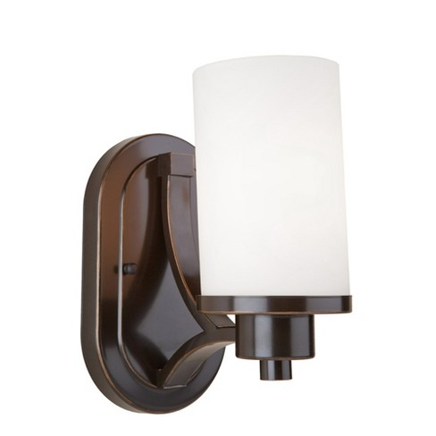 Artcraft Lighting AC1301WH Parkdale 1 Light Wall Sconce - image 1 of 1