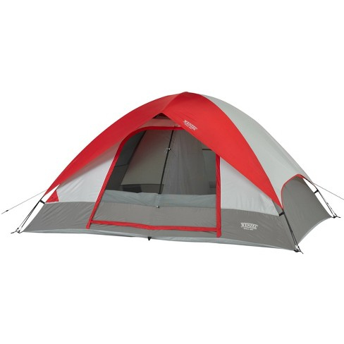 Wenzel 5 Person Pine Ridge Tent - Red - image 1 of 8