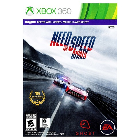 Need for Speed Rivals PRE-OWNED Xbox 360 - image 1 of 1