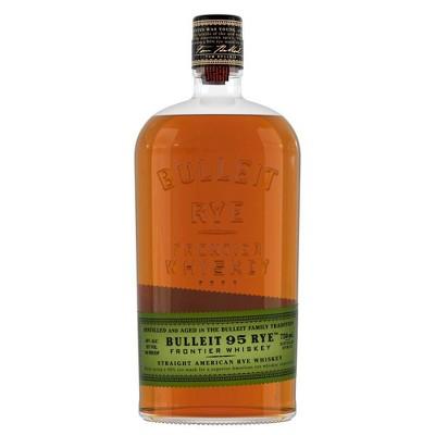 Bulleit 95 Rye Frontier Whiskey - 750ml Bottle