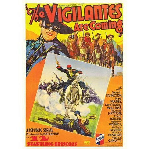 The Vigilantes Are Coming (DVD) - image 1 of 1