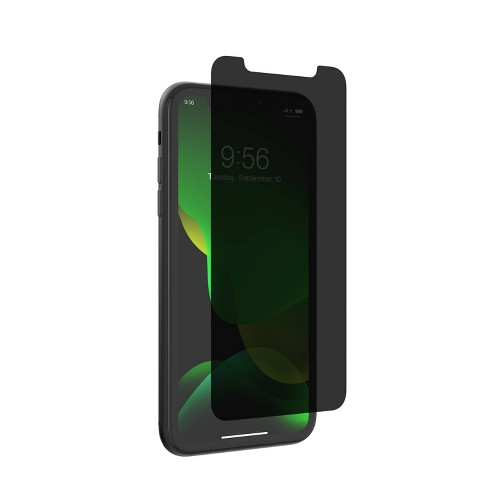 ZAGG Apple iPhone 11 InvisibleShield Glass Elite Privacy Screen Protector - image 1 of 3