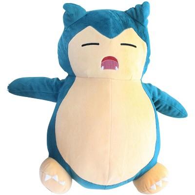 Sanei Pokemon Snorlax 13 Inch Collectible Character Plush