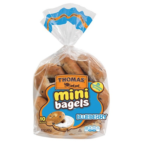 Thomas' Blueberry Mini Bagel 15oz - image 1 of 1