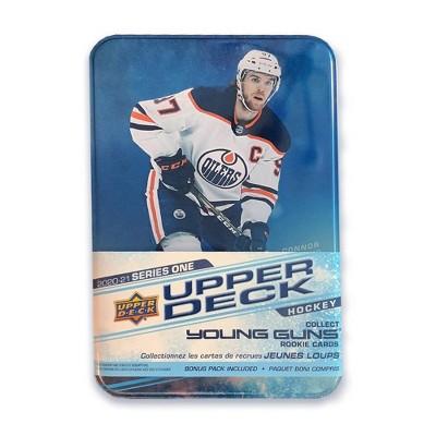 2020-21 Upper Deck NHL Series One Hockey Trading Card Tin