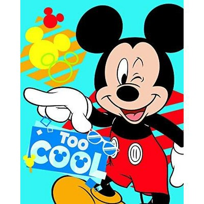 The Northwest Company MICKEY   COOL MOUSE, Blue