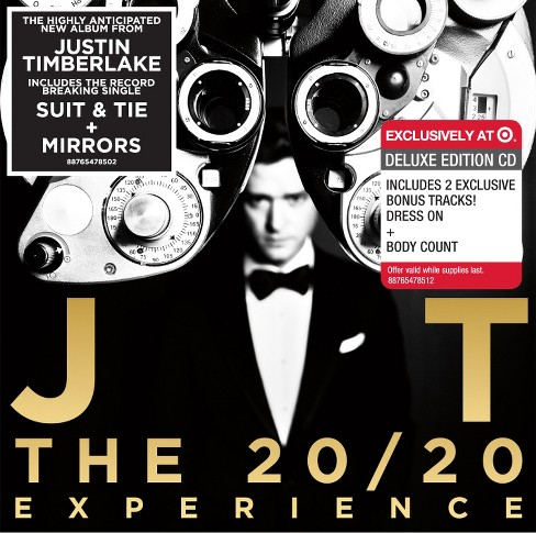 Justin Timberlake - The 20/20 Experience - Only at Target - image 1 of 1
