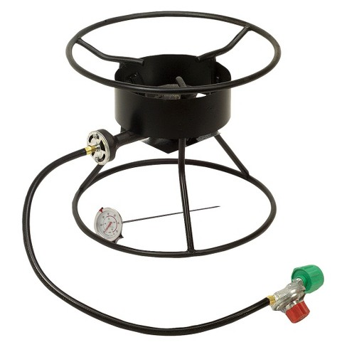 "King Kooker® Welded 12"" High Pressure Portable Propane Outdoor Cooker - image 1 of 1"