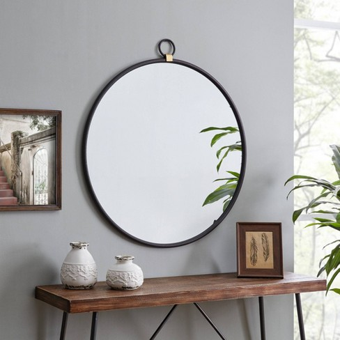 Marshall Round Mirror - FirsTime - image 1 of 3