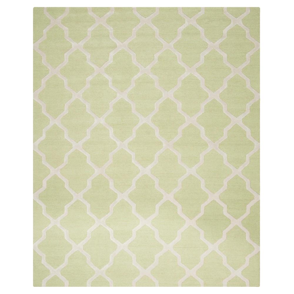 Maison Textured Rug - Light Green / Ivory (8'X10') - Safavieh, Light Green/Ivory