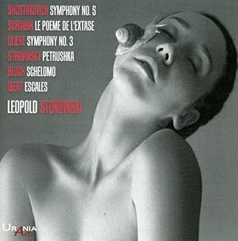 Leopold Stokowski - Orchestral Works (CD) - image 1 of 1