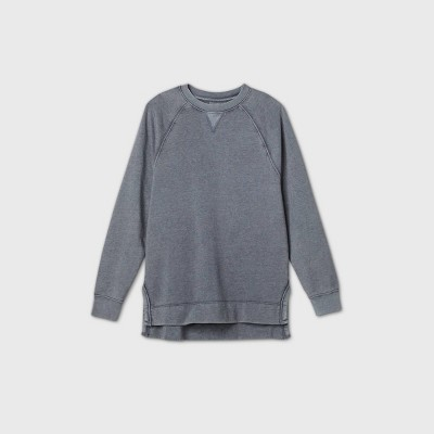 Women's Fleece Tunic Sweatshirt - Universal Thread™
