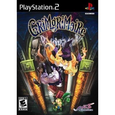Grim Grimoire PS2