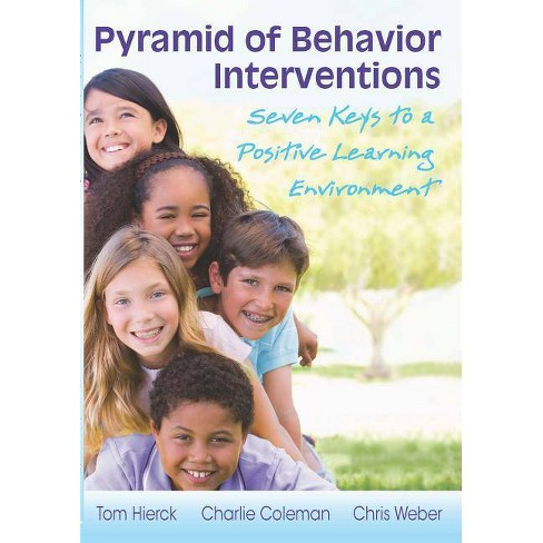 Pyramid of Behavior Interventions - (Solutions) by  Tom Hierck & Charlie Coleman & Chris Weber - image 1 of 1