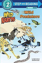 Wild Predators ( Step Into Reading, Step 2: Wild Kratts) - by Chris Kratt (Paperback)