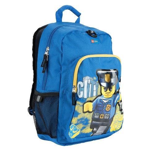 """LEGO City 16"""" Heritage Classic Kids' Backpack - Police - image 1 of 3"""