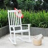 Alston Wood Porch Rocking Chair - Cambridge Casual - image 4 of 4