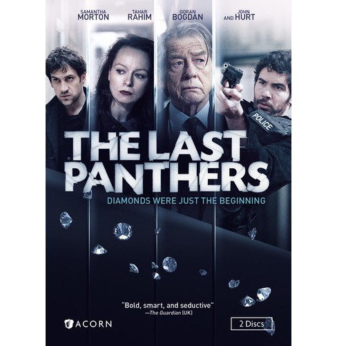 Last panthers (DVD) - image 1 of 1