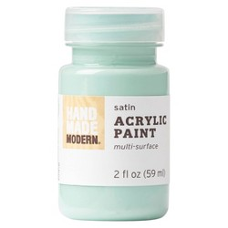 2oz Satin Acrylic Paint - Hand Made Modern®