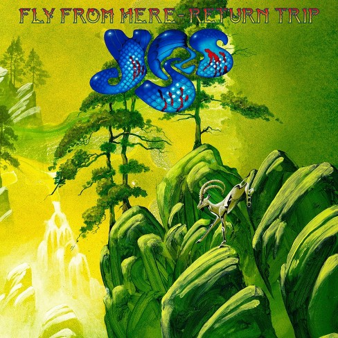 Yes - Fly from here: return trip (Vinyl) - image 1 of 1
