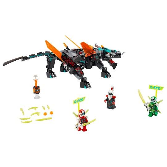 LEGO NINJAGO Empire Dragon 71713 Ninja Toy Building Kit image number null