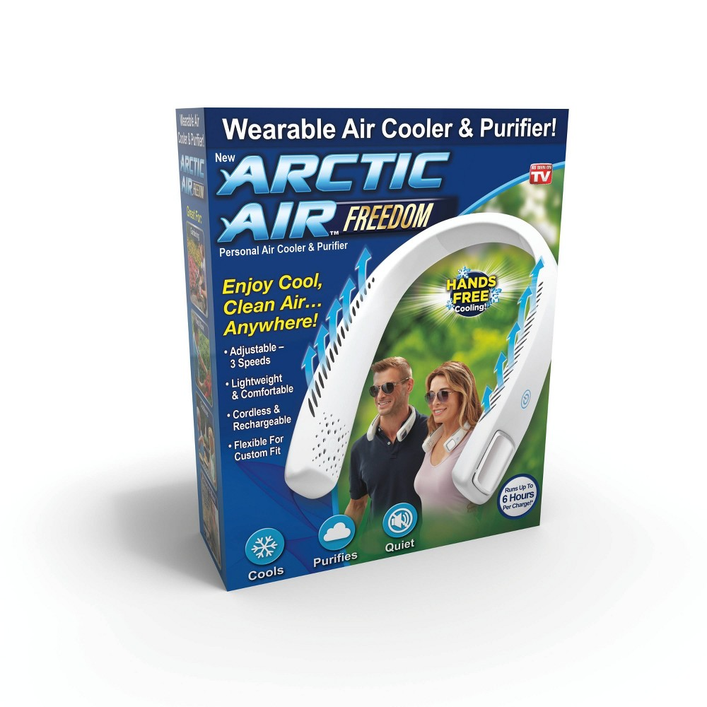 As Seen On Tv Arctic Air Freedom