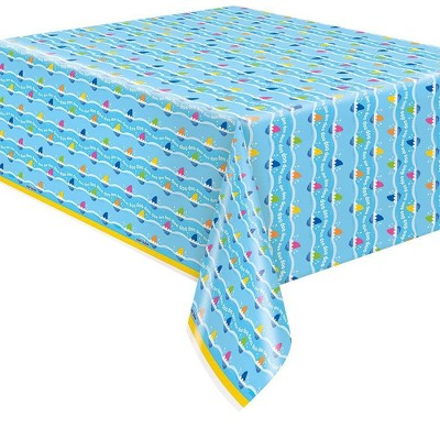 Baby Shark Disposable Table Cover