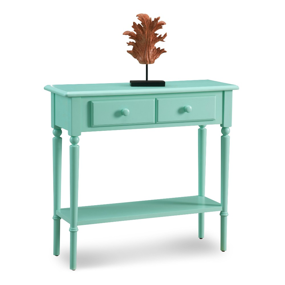 Console Table Green - Leick Home
