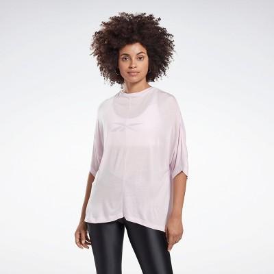 Reebok High Intensity Studio Tee Womens Athletic T-Shirts