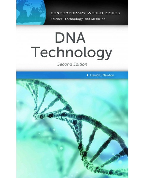 DNA Technology : A Reference Handbook (Hardcover) (David E. Newton) - image 1 of 1