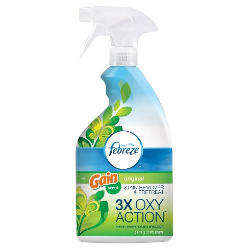 Febreze® with Gain™ Scent Oxy Pretreat Stain Remover - image 1 of 1