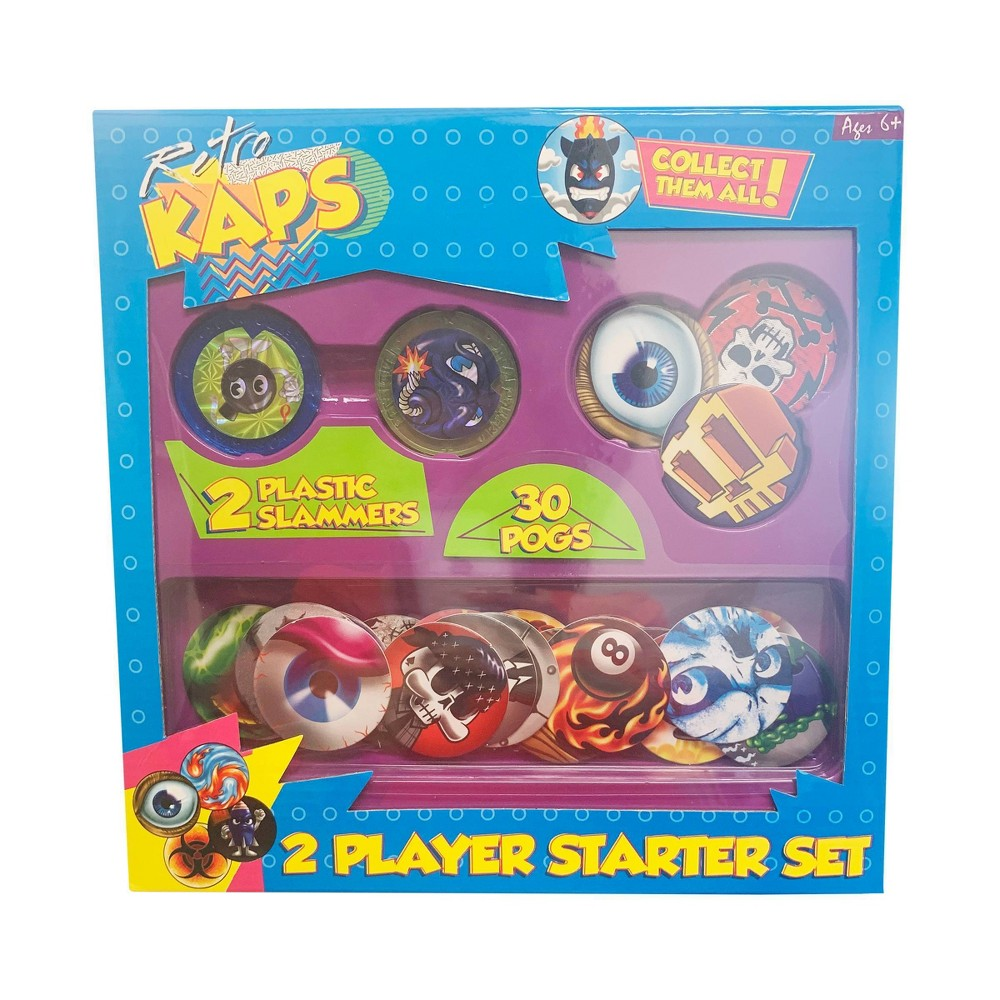 Image of Retro KAPS 2 Player Starter Set