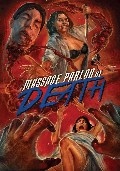 Massage parlor of death (DVD) - image 1 of 1