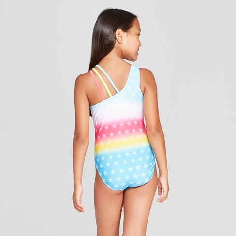 ee9364dab9338 Girls' My Little Pony One Piece Swimsuit - Blue : Target