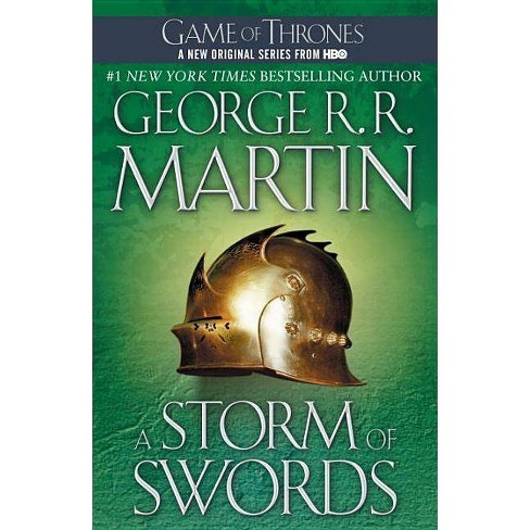 A Storm of Swords ( Song of Ice and Fire) (Reprint) (Paperback) by George R. R. Martin - image 1 of 1