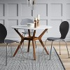 """Emmond Mid Century 42"""" Round Dining Table - Project 62™ - image 2 of 4"""