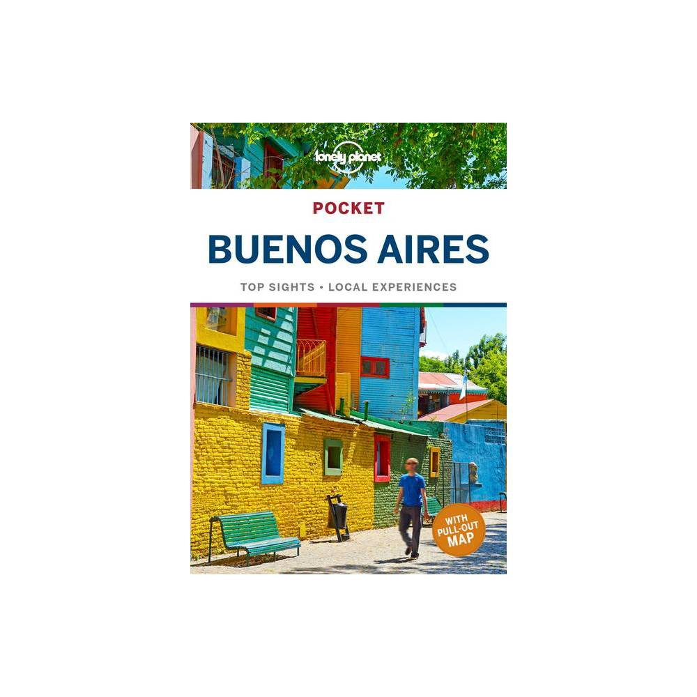 Lonely Planet Pocket Buenos Aires By Bridget Gleeson Paperback