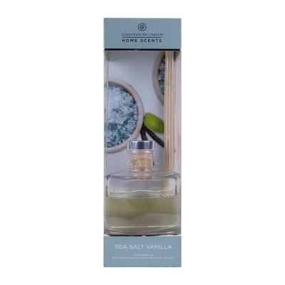 4.6 fl oz Chesapeake Bay Candle Oil Diffuser Sea Salt Vanilla