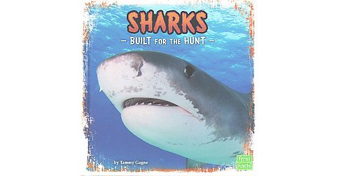 Sharks : Built for the Hunt (Library) (Tammy Gagne) - image 1 of 1