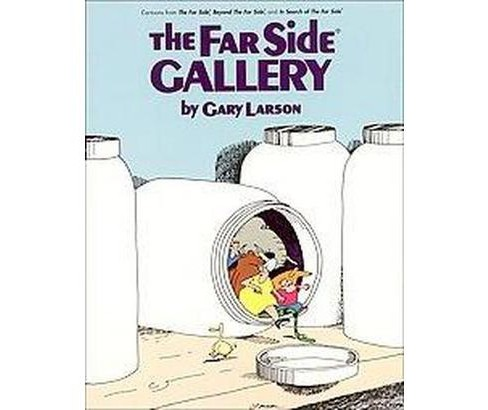 Far Side Gallery (Paperback) (Gary Larson) - image 1 of 1