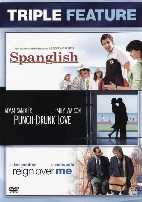 Punch drunk love/Reign over me/Spangl (DVD) - image 1 of 1