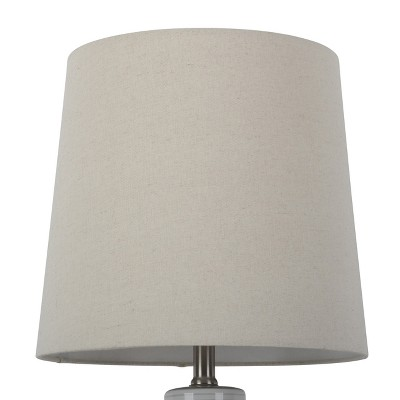 Replacement Linen Mod Drum Lampshade Natural - Threshold™