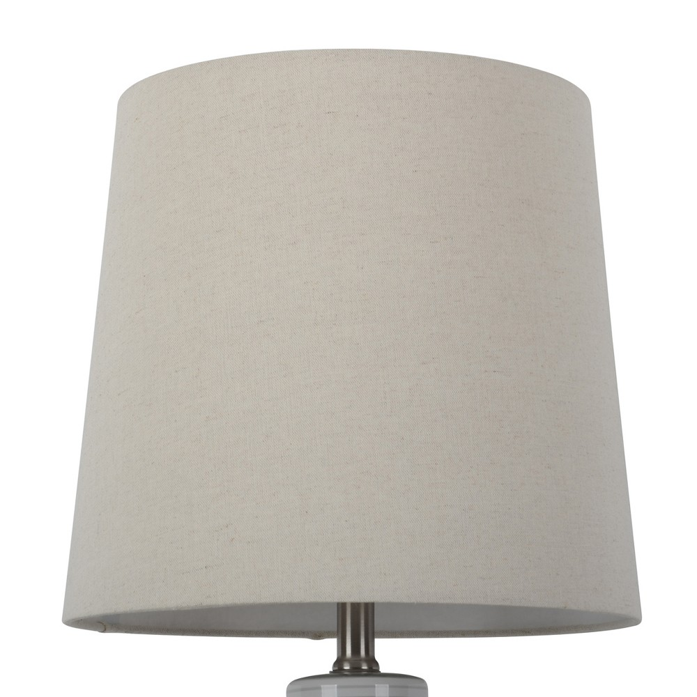 Replacement Linen Mod Drum Lampshade Natural - Threshold