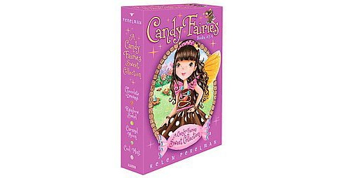 Candy Fairies Sweet Collection : Chocolate Dreams / Rainbow Swirl / Caramel Moon / Cool Mint (Paperback) - image 1 of 1