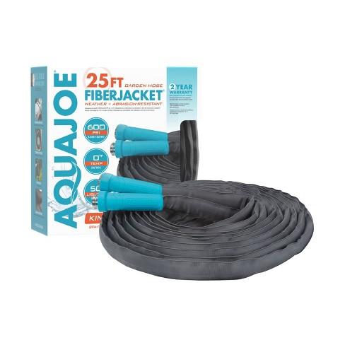 Aqua Joe Ajfjh25 58 Max Superlight, 25 Foot Garden Hose