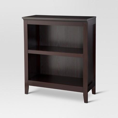 """36"""" Carson 2 Shelf Bookcase - Threshold™ - image 1 of 4"""