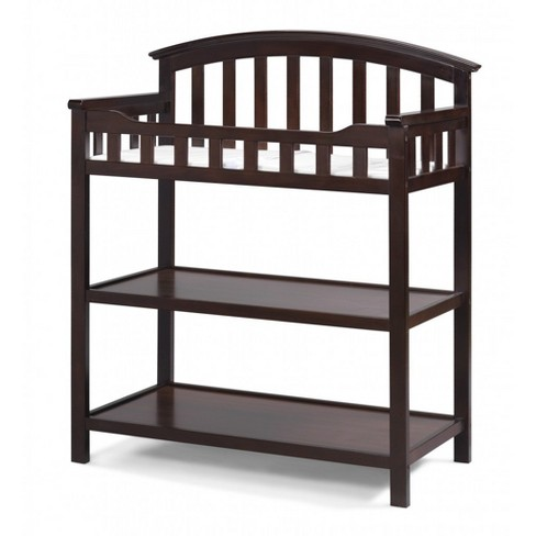 Graco Changing Table Espresso Target