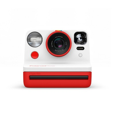 Polaroid Now Camera - Red